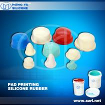 RTV-2 Silicone Rubber For Pad Printing