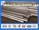 25FT 2.5mm Thick Philippines Standard Hot Dip Galvanized Steel Pole