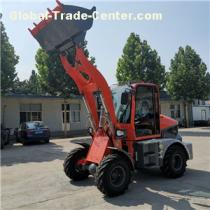 Machinery construction equipment china mini wheel loader front loader