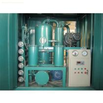 Double Stage Transformer Oil Purifier Used Transformer Oil Filtration Machine