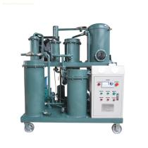 Zn High Vacuum Lubricating Oil Purifier Machine for Used Hydraulic Oil