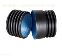 HDPE Double Wall Corrugated Pipes for Buried Cable Protection