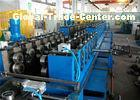 Stainless Steel Cable Tray Roll Forming Machine , Cold Forming Machine 9 Rollers