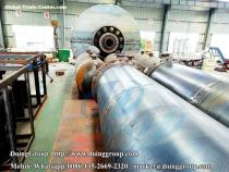 2 sets 10 T/D tyre to fuel recycling plants delivery to Yunnan