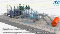How to make diesel fuel from waste oil ?