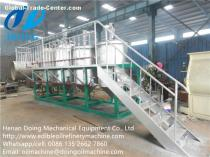Edible oil refinery machine, edible oil refinery plant cost and price