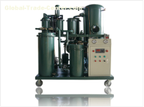 Series LOP-I Phosphate Ester Fire-Resistance Oil Purifier