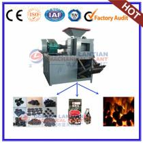Pillow shape briquettes press machine