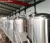 20BBL brew equipment