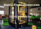 Customized Inflatable Sport Games / Inflatable Cash Machine Money House