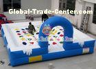 Attractive Inflatable Outdoor Games , Twisted Entanglement Games For Kids