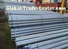 Galvanized  Seamless  Steel Pipe  1 inch - 12 Inch Sch 40 For  Fluid Transport