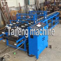 Advertising balloon printing press
