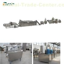Core Filling Snack Puff Snack Extruding Line