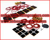 Air casters rigging systems factory Shan Dong Finer Lifting Tools co.,LTD