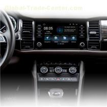 Android Video interface Navigation for VW Skoda MIB2