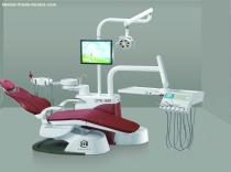 Dental chair with Danish 'linak' electric motor