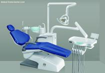 Dental Chair with whole glass spittoon