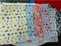 BH4778 Colorful Printed Synthetic Leather with Yabuck back 0.9mm*54""
