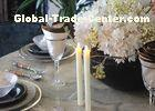 Fashionable Led Taper Candles , Flameless Taper Candles With Remote