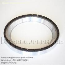 Back Thinning Diamond Grinding Wheel For Silicon Wafer