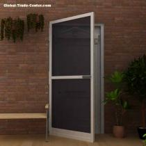 Hinged Insect Screen Door DIY Install Complete Kits