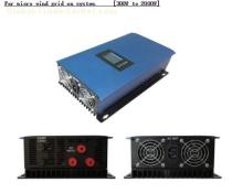China Micro Grid Tied Inverter for Wind 300W- 2KW Manufacturers, Suppliers, Exporter