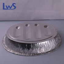 aluminium tray for oven baking aluminum foil trays