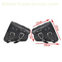 China Cheap PU Leather Waterproof Motorcycle Tank Bag