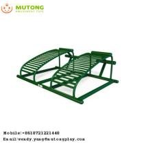 Mutong stainless pipe Exercise Equipment Outdoor Fitness Equipment Adults Used on Sale