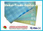 Mesh Printing Non Woven Roll , Spunlace Nonwoven Wipes With Different Color / Pattern