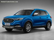 FAW X40 SUV high tech passenger car/vehicle