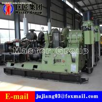 XY-8 Hydraulic drilling rig deep water well drilling machine for sale