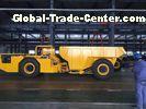 underground mining or tunnel equipment, 12 tons truck, RT-12 Load Profile Dump Truck