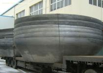Stainless Steel Beer Storage Tank Conical Head