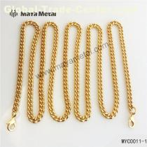 Leather hardware copper chains pure copper chain DIY handcrafted hardware chain MAYA  hardware