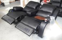 Commercial and Home Theater sofa