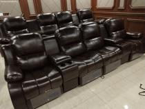 VIP Home Recliner sofa Malaysia Leather Home theater sofa