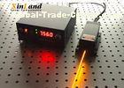 589nm High Output Solid State Laser , Yellow Light Source DPSS Laser Module
