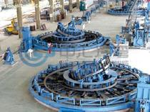 HF Welded H Beam Production Line