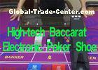 Baccarat Electronic Poker Shoe System Playing Card Dealer Shoe Automatic Card Shuffler