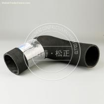 PC200-7 Excavator parts rubber hose for oil inlet 6130-12-8720