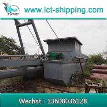 12 inch Diesel Power Cutter Suction Dredger
