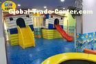 Funny Kids Indoor Playground Equipment Environmental Protection