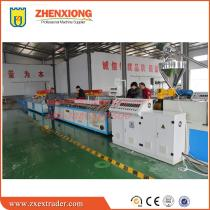 Hot sale WPC PVC UPVC window and door profiles extrusion production line