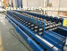 Continuous Line Roller Shutter Door Machine 0.3~0.5mm Thickness