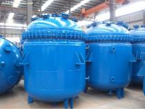 K Type 6300L-12500L Glass Lined Reactor