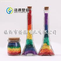 Soft crystal PVC compounds/granules/pallets for tube