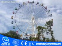 China Small Portable Ferris Wheel Motor Seats for Sale