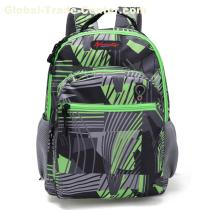 18 Inch Sports Lightweight Fashion Backpack School Bag Travel Laptop Daypack Camping Hiking Adventure With Earhole